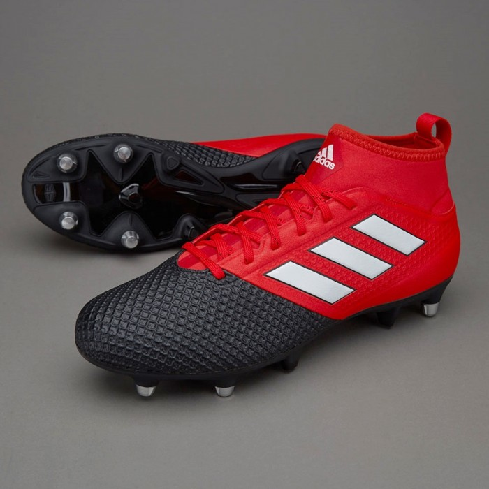 Adidas Ace 17 Rosse
