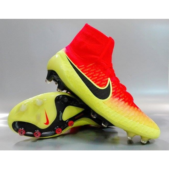 scarpe nike gialle rosse