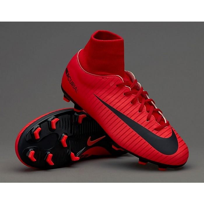 scarpe di calcio nike rosse