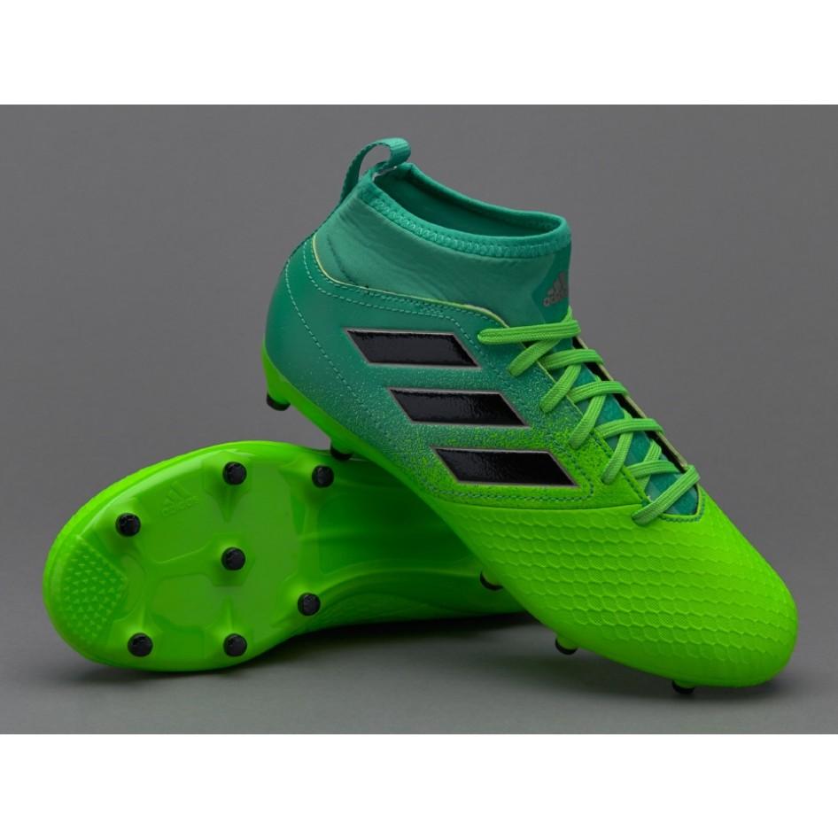 scarpe calcetto adidas junior 17.3 verdi