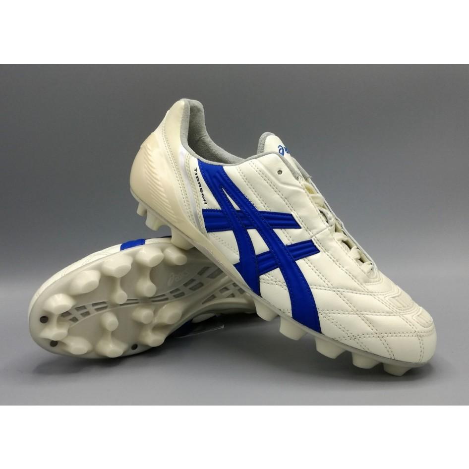 asics bianche calcio