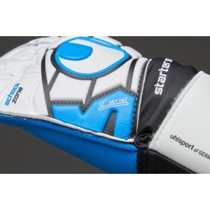Uhlsport - Eliminator Starter Soft White / Energy Blue Junior