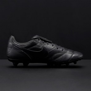 Nike - The Nike Premier II FG TOTAL BLACK