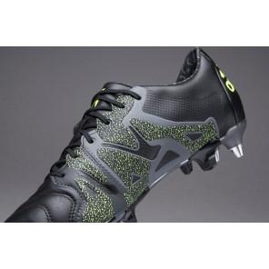 adidas - X 15.1 Chaos SG Black PELLE
