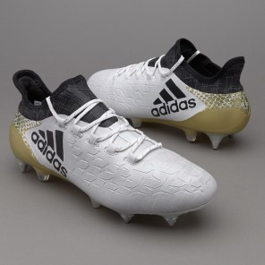 adidas - X 16.1 SG Bianco/Oro/Nero