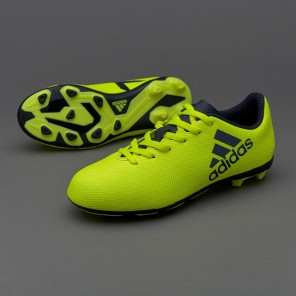 ADIDAS - JUNIOR X 17.4 FG GIALLO