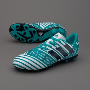 adidas - JUNIOR Nemeziz Messi 17.4 FxG Ocean Storm