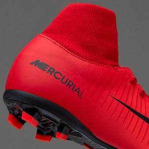 Nike - JUNIOR Mercurial Victory VI DF FG Play Fire Pack