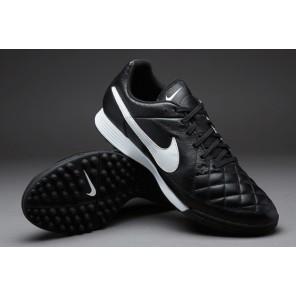 NIKE Nike Tiempo Genio TF - Black/White