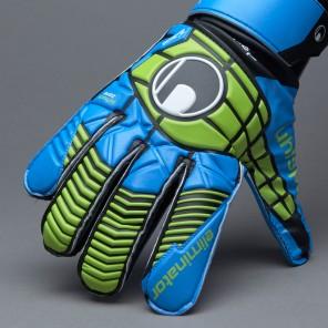 Uhlsport - Eliminator Starter Soft Black / Blue / Power Green JUNIOR