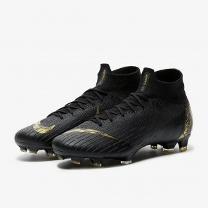 Nike - Mercurial Superfly 6 Elite FG Black Lux Pack