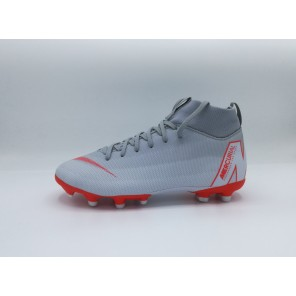 NIKE JR SUPERFLY 6 ACADEMY GS FG/MG GRIGIA