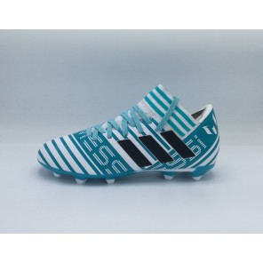 ADIDAS - JUNIOR  NEMEZIZ MESSI 17.3 FG AZZ/BIA