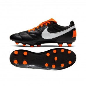 Nike - The Nike Premier II FG nera/arancio