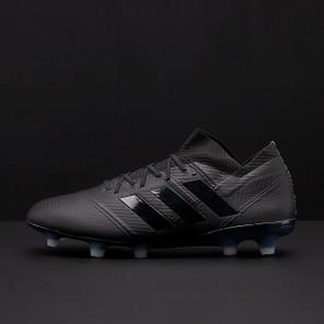 adidas - Nemeziz 18.1 FG Total Black