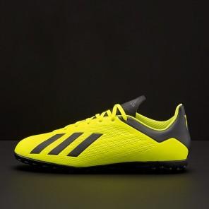 adidas - X 18.4 TF GIALLO/NERO
