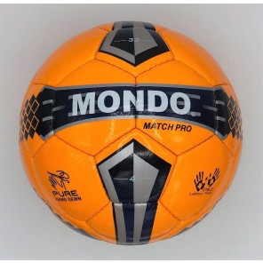 pallone-mondo-numero-4-da-allenamento-arancio-fluo